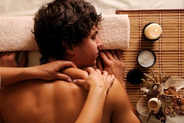 Paquete de masaje relajante